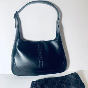 Gucci Leather Overshoulder Purse